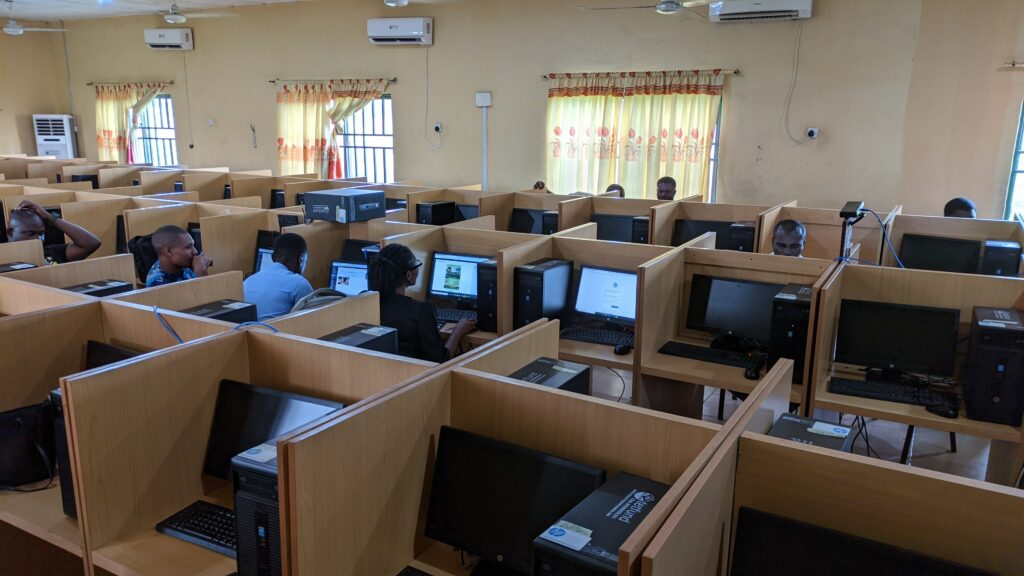 FCET ASABA ICDL STAFF TRAINING